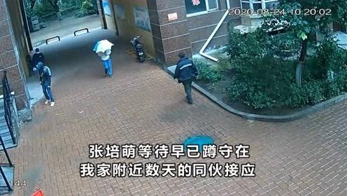 张莫涵曝光张培萌抢夺孩子视频 详述被家暴过程
