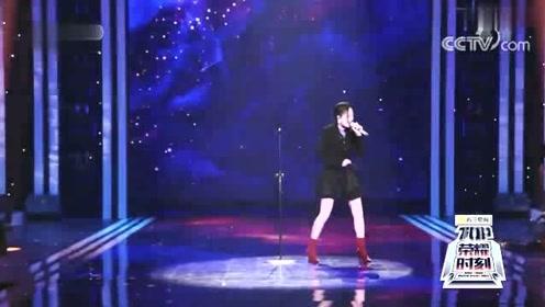 刘惜君一曲《假如》,摇滚女孩精彩演唱,带来了迷幻的魅力
