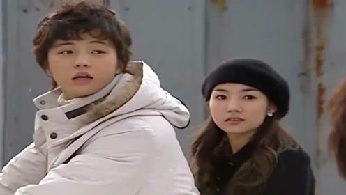 搞笑一家人:允浩带美女撞见敏浩和由美,敏浩