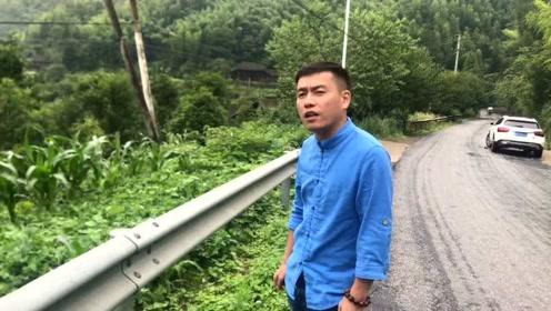 国学大师吴福松  寻龙点穴视频 #生活窍门#