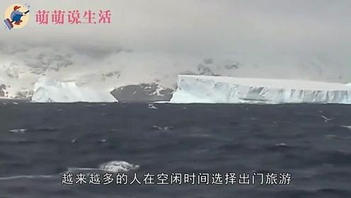 中国游客渐成南极旅游主力,外国导游称赞:中国游客素质很高!