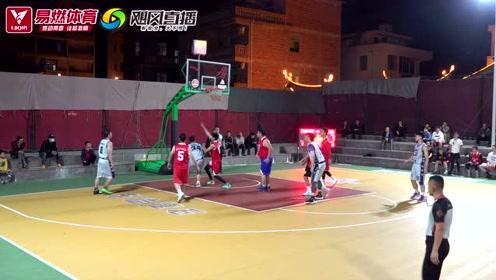 """易燃体育-第二届""""大圣杯""""篮球邀请赛11.25精彩集锦"""