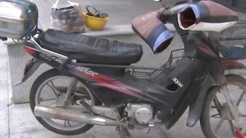 南通:男子骑报废两年摩托车上高速,被民警逮到:导航让我上的