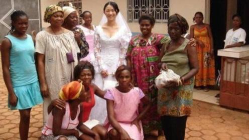 中国90后女孩嫁非洲男子,真实生活却是这样,网友:后悔吗?