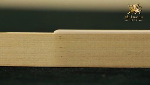 索卡斯顿结构视频之4白键