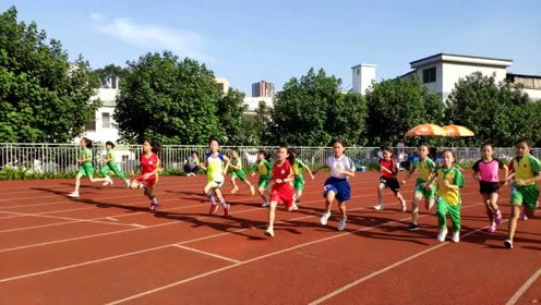 2020年第一学期市头小学体育科组总结