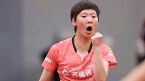 陈梦、王曼昱领衔,山东鲁能夺得2021赛季乒超联