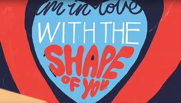 Ed Sheeran《Shape Of You》