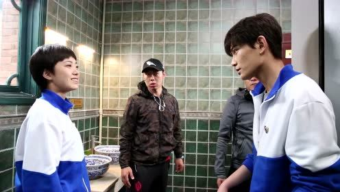 Behind the scenes: Ze&Liang smack face each other | Just An Encore
