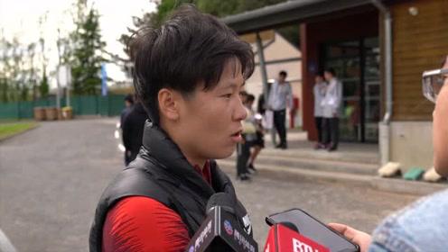 张睿:世界杯是最高舞台 最后一届期待自己成为主角