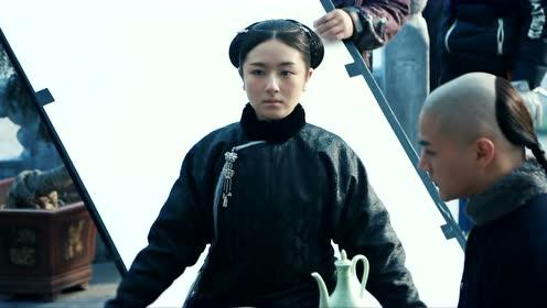 Behind the scenes: Li Landi raises a diet flag! Hmm...Smells good | Dreaming Back to the Qing Dynasty