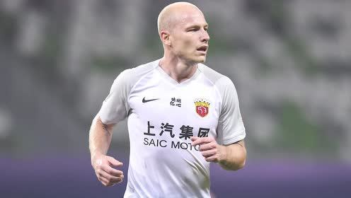 【战报】上海上港2-1战胜武汉卓尔 穆伊中超首秀破门阿瑙托维奇建功