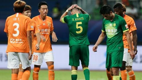 【战报】领先两球也不保险!武汉卓尔2-2强势战平北京国安