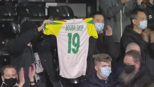 【粤语集锦】利物浦客场1-1战平富勒姆 萨拉赫点射建功