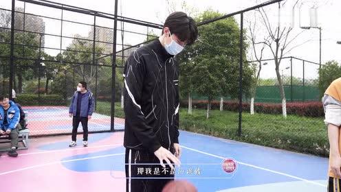 【良辰美景花絮】 阳光篮球boy陆景-英