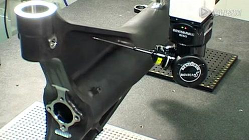 温泽测量机与REVO五轴连续扫描测头的现场应用