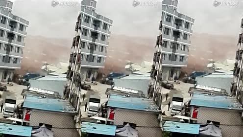 深圳-山体滑坡