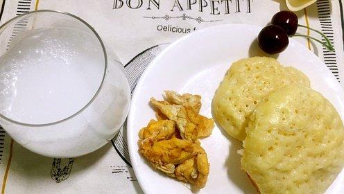 伯利兹美食#玛雅人也爱吃的早餐,满嘴椰香叫醒你的清晨