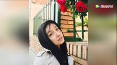 吴昕晒素颜照 34岁的她脸上有了岁月的痕迹