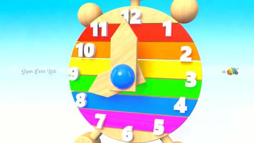 一年级数学上册七 认识钟表_过一小时是几时flash课件