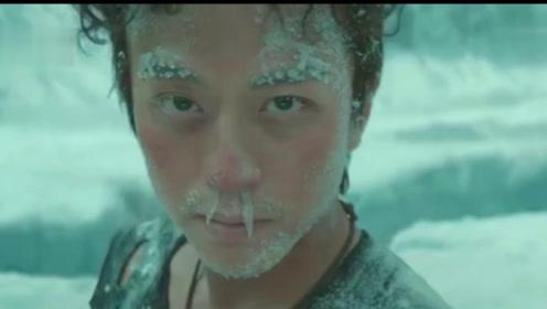 这部电影最搞笑的一段,邓超一嗓子竟然雪崩了,这表情,这演技!