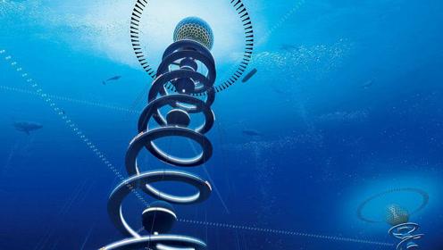 """日本人看清海底1万米,里面的这些""""东西"""",给全人类敲了"""