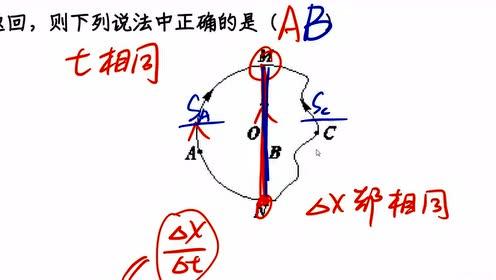 高中物理必修1第一章 运动的描述 3 运动快慢的描述──速度