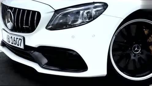 梅赛德斯奔驰AMG C63 S Coupe 2018全球首发宣传片