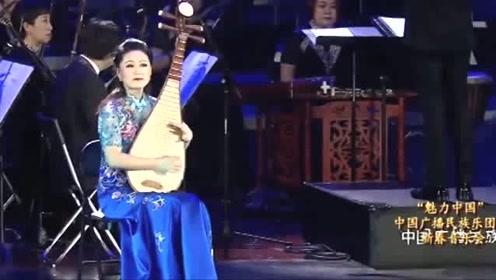 纯音乐《春江花月夜》演奏:中国广播民族乐团