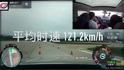 途昂超级评测高速躲避障碍物测试