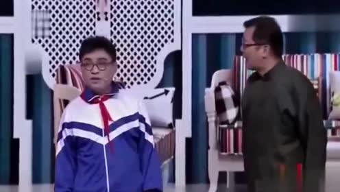 大兵相声小品:《亲爹教子》开口就是笑点,爆