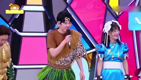 综艺中最搞笑的游戏萝卜蹲,王彦霖的铁门槛,