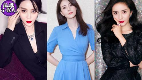 娱乐圈中最美的七大女明星,你最喜欢谁呢