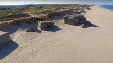 隆美尔构建大西洋壁垒时,为什么不重视诺曼底地区?