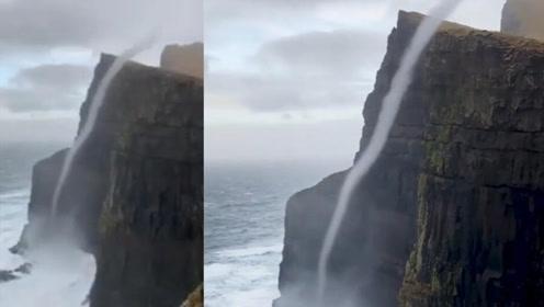 智利反重力瀑布
