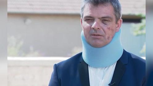 法国233名市长镇长遭殴打,挨打市长:施暴者仅