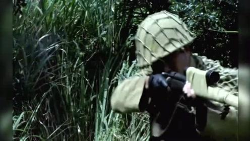 鬼子特战队是精英中的精英,谁知进了八路军丛林,竟被打到举白旗