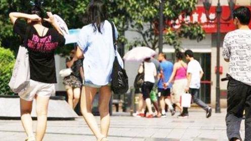 非洲游客到中国旅游后直呼:中国怎么这么热?我要回非洲!