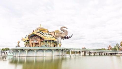 海岛游不安全?可以去泰国这里看看,美成艺术品!