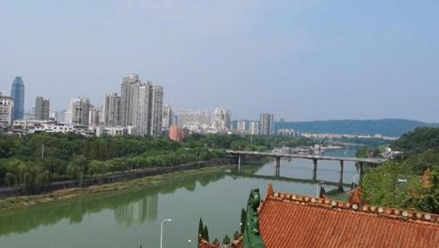 用镜头带你游:四川第二大城市,也是中国宜居城市