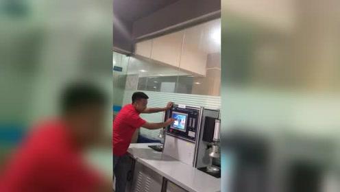 颗粒过滤试验机操作视频——上海诚卫仪器科技有限公司#恋爱圣经# #人生第一次#