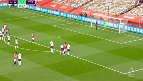 【速看】英超 曼联1-6热刺 凯恩孙兴慜梅开二度