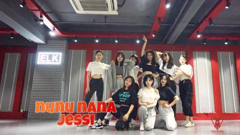 NUNUNANA - Jessi 原创编舞 爵士舞