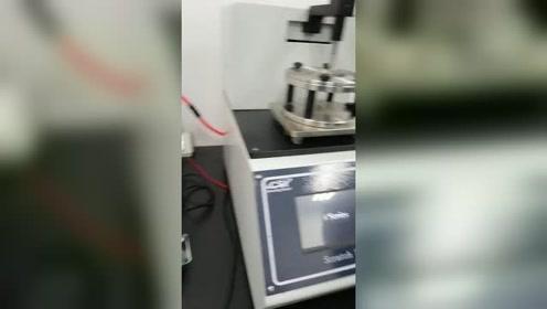 汽车内饰百格刮擦测试仪培训视频
