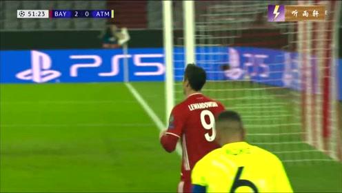 【听雨轩瑞恩】2020-21欧冠A组1轮拜仁慕尼黑vs马德里竞技下半场解说