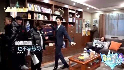 罗云熙练习舞蹈可可爱爱,张月:生活中没那么多选择权,王一博戳中少女心!