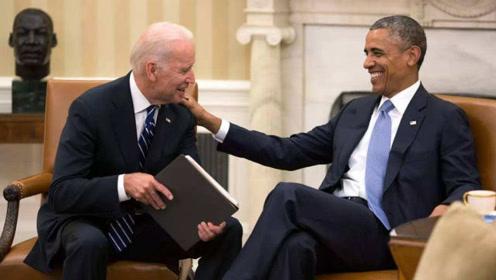 美选举将临,拜登搬出奥巴马拉票,前总统助手:很快将出面