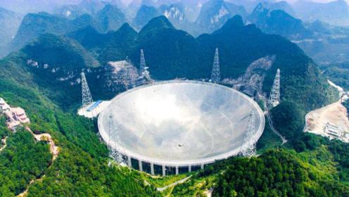 中国天眼传出新动静,17光年外发现新文明,霍金预言成真?