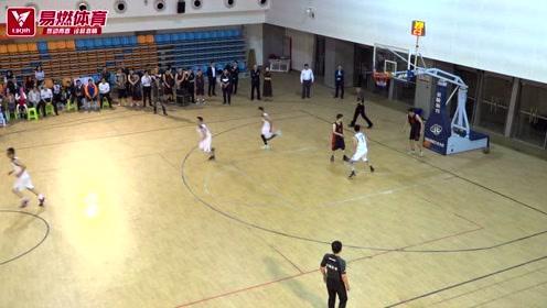 易燃体育:泉州银行第十三届篮球联赛11.10精彩集锦