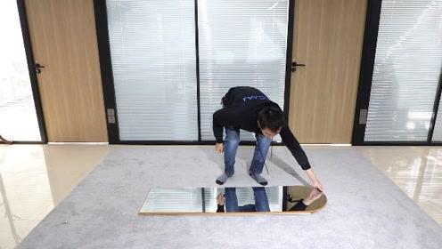 拱形镜子  安装视频